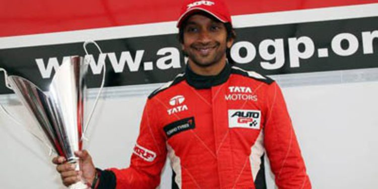 Narain Karthikeyan quiere correr en la IndyCar