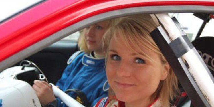 Ramona Karlsson competirá en el Mundial de Rallycross