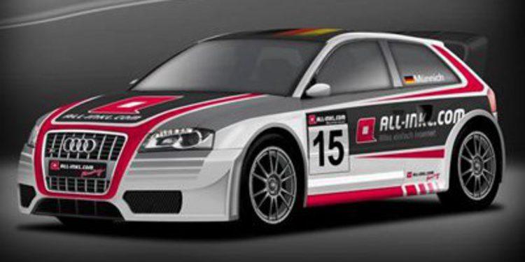 Münnich Motorsport y su Audi S3 Supercar Rallycross