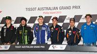 Rueda de prensa oficial GP de Australia 2013 de MotoGP