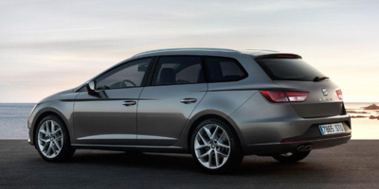 Ya a la venta el nuevo Seat León ST