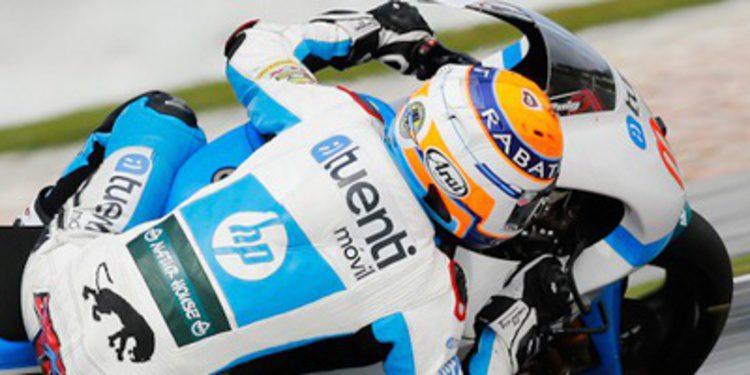 Rabat líder de favoritos en los FP1 Moto2 de Phillip Island