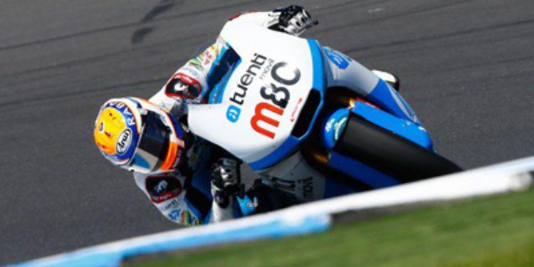 Tito Rabat también lidera los FP2 Moto2 en Phillip Island