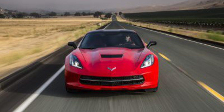 Fabricación del nuevo Chevrolet Corvette Stingray