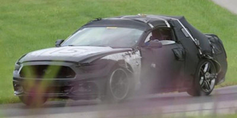 Descubrimos como es el nuevo Ford Mustang