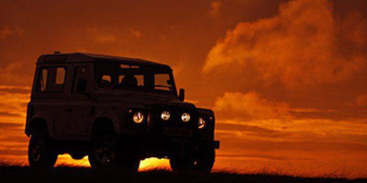 Land Rover dice adiós al Defender