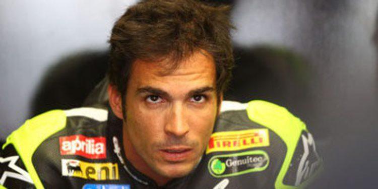 Toni Elías lidera los FP1 WSBK de Jerez ante su público