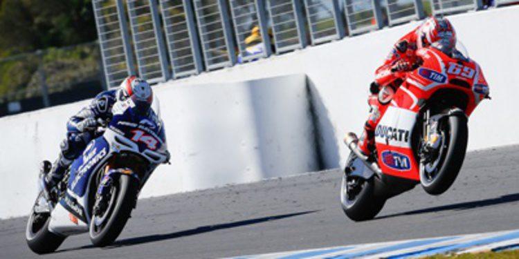 Los pilotos de MotoGP hablan tras los FP2 del GP de Australia