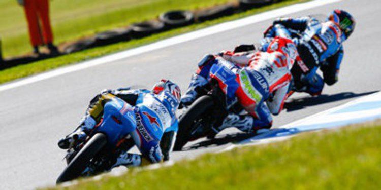 Maverick Viñales abruma en los FP3 de Moto3 en Australia