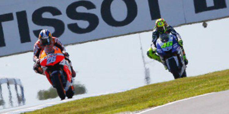 Dani Pedrosa domina los FP3 de MotoGP en Australia sin el mejor tiempo