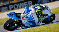 Pol Espargaró pole Moto2 en Australia. Redding se lesiona