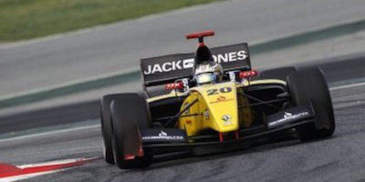Magnussen gana en Barcelona y es el campeón de la Fórmula Renault 3.5