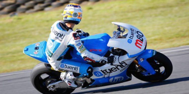Folger y Rabat lideran el Warm Up de Moto2 y Moto3 en Australia