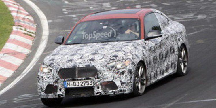 BMW desvelará el día 25 el nuevo Serie 2