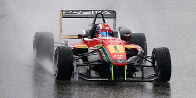 Raffaele Marciello se proclama Campeón del F3 Europe