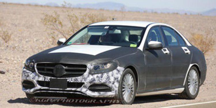 El desarrollo del Mercedes Clase C llega a su fin