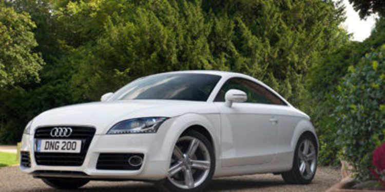 Fotos espía del próximo Audi TT