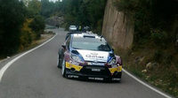 Equipos y pilotos preparan el Rally de Catalunya con test