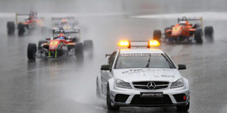 El FIA F3 European ha cerrado sus puertas en Hockenheim