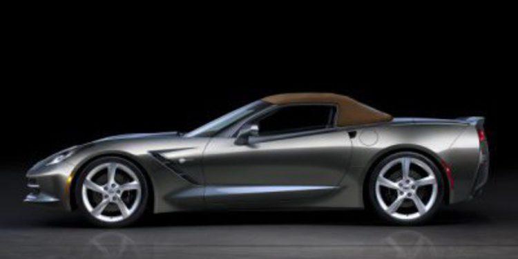 Fotos espía del nuevo motor del Chevrolet Corvette