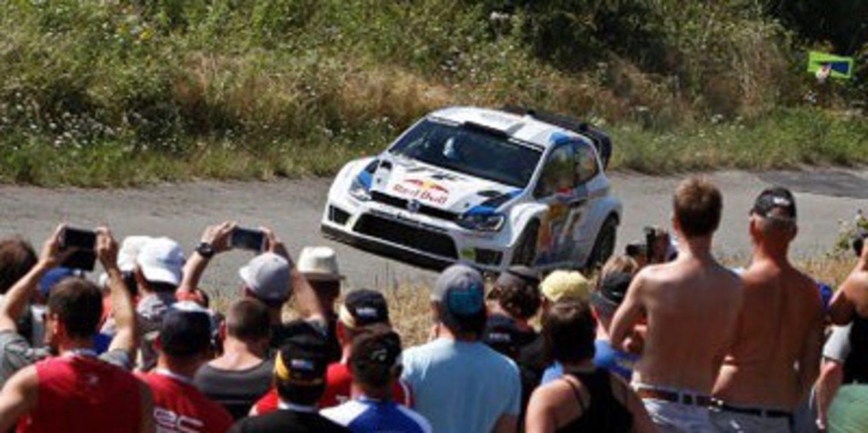 Es el momento del Rally de Catalunya en el WRC