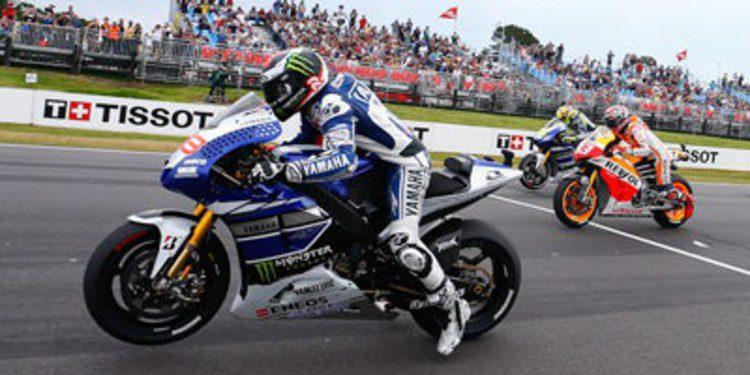MotoGP aterriza en Motegi para disputar el GP de Japón