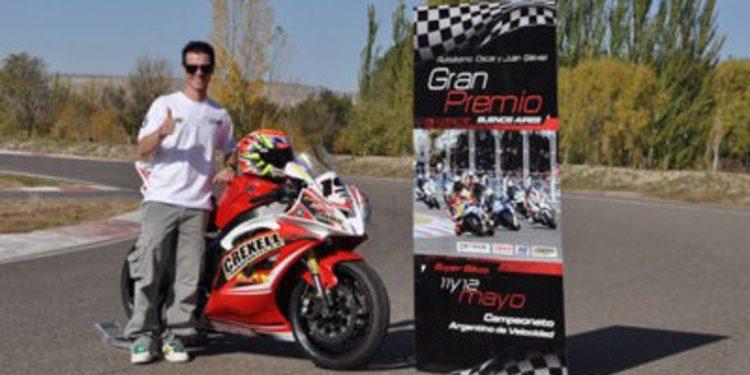 Sebastián Porto con TSR en Moto2 y el CEV