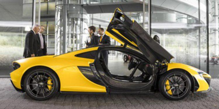 Las especificaciones del McLaren P1 ven la luz