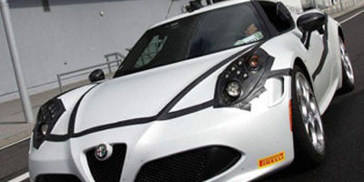 Alfa Romeo 4C, 8:04 en Nürburgring y más novedades