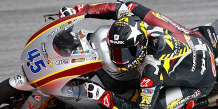 Scott Redding estará en el GP de Japón de Moto2