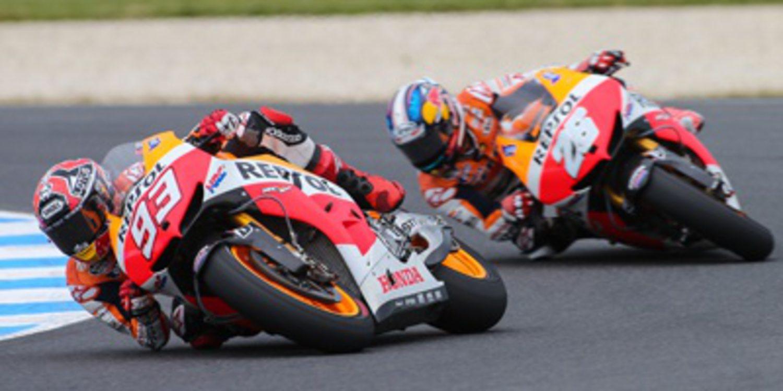Segundo asalto a MotoGP para Marc Márquez en Japón