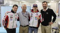 Stefan Bradl vuelve a ser apto para competir en Motegi