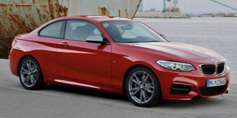 Fotos oficiales del BMW 235i M