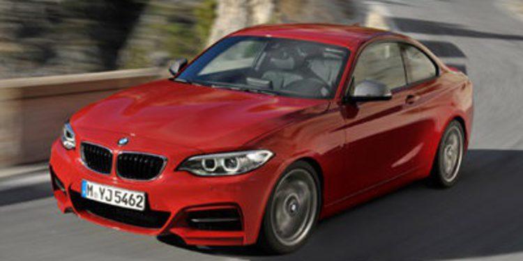 Nuevo BMW Serie 2: el autentico coupé ha vuelto