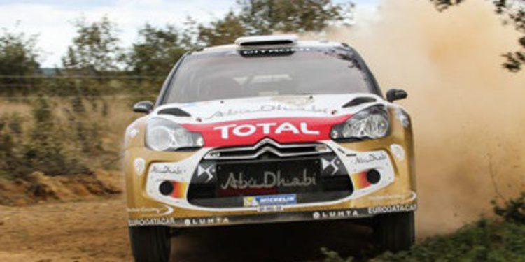 5 hombres para 2 Citroën DS3 WRC en el Mundial de 2014