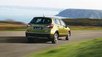 El nuevo Suzuki SX4 S-Cross obtiene 5 estrellas EuroNCAP