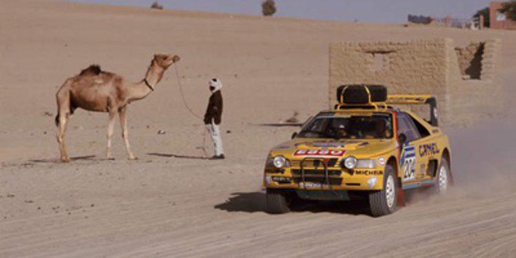 Peugeot podría tener un programa para el Dakar 2015