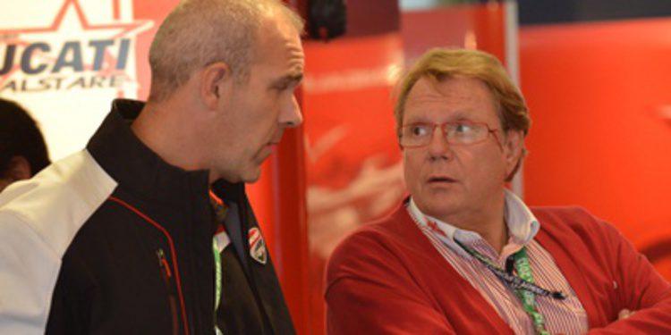 Ducati y Alstare separan sus caminos en el WSBK
