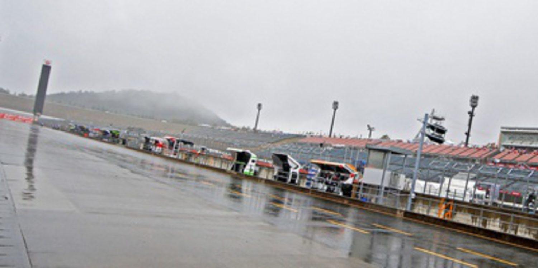 La lluvia obliga a nuevos horarios en el GP de Japón de MotoGP