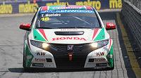 Gabriele Tarquini y Tiago Monteiro, confirmados en Honda para 2014