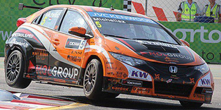 Zengo y Michelisz competirán con un nuevo Civic en 2014