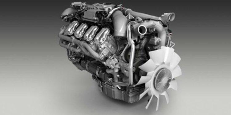 Scania presenta el motor DC16 V8 Euro 6 de 730 CV