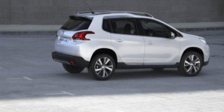 El Peugeot 2008 consigue 5 estrellas EuroNCAP