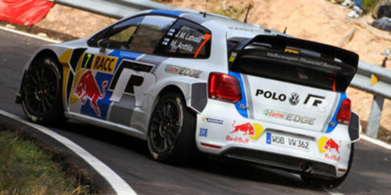 Así está el WRC 2013 tras el Rally de Catalunya