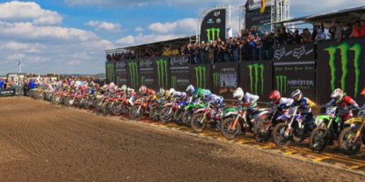 Cambios en el calendario 2014 del Mundial de Motocross