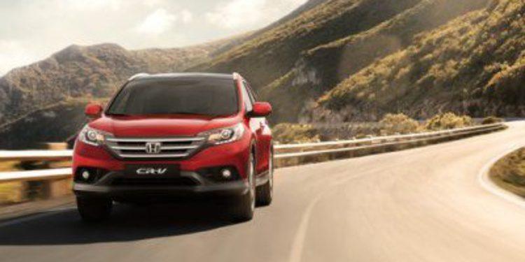 Nueva versión 1.6 i-DTEC para el Honda CR-V