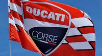 Chaz Davies y Davide Giugliano con Ducati en el WSBK 2014