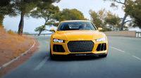El Audi Sport Quattro Concept en acción
