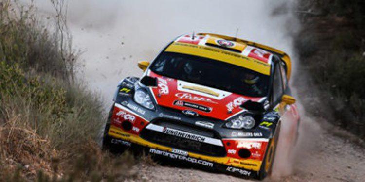 En 2014 el WRC se queda sin tramo de clasificación