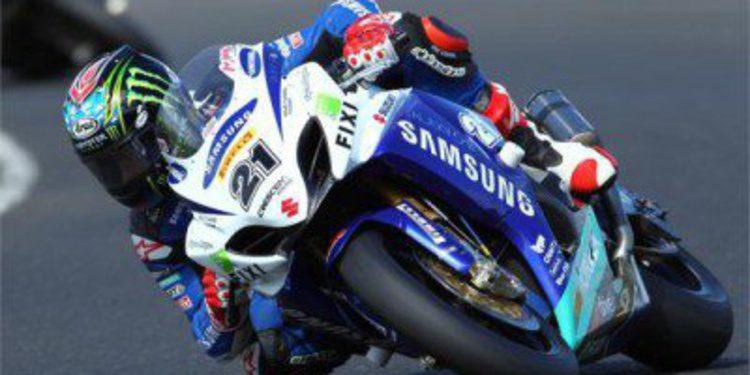 John Hopkins regresa al Británico de Superbikes